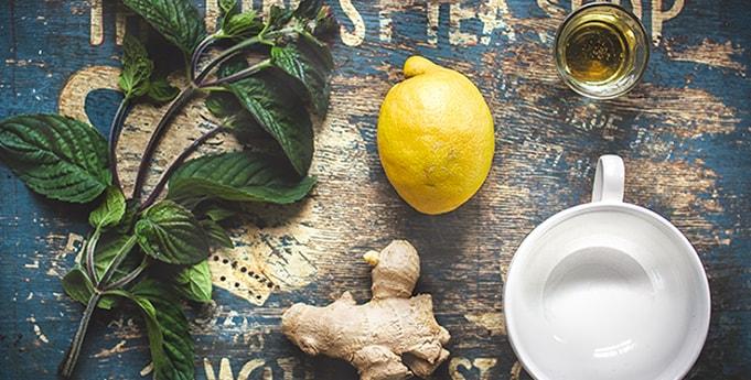 5 natürliche Hausmittel gegen Erkältung